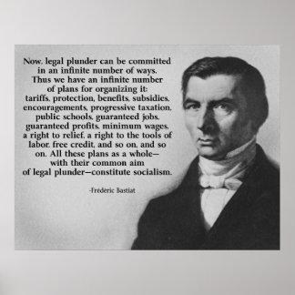Pillaje legal de Federico Bastiat Impresiones