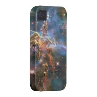 Pillar and Jets: Carina Nebula iPhone 4 Case