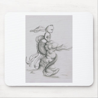 Pillar of Strength Mouse Pad