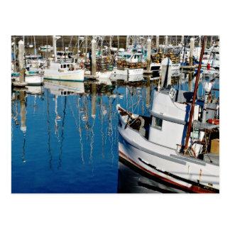 Pillar Point Harbor Postcard