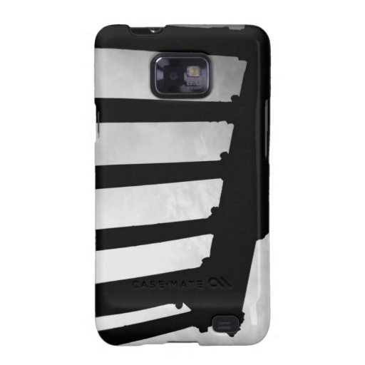 Pillar Silhouette Galaxy S2 Covers