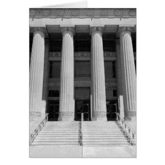 Pillars of Angel Hall Card