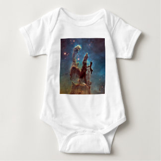 Pillars of creation baby bodysuit