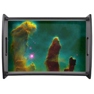 Pillars Of Creation Deep Space Service Tray