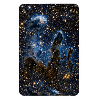 Pillars Of Creation Eagle Nebula Near Infrared Magnet