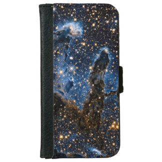 Pillars Of Creation Eagle Nebula Near Infrared Wallet Phone Case For iPhone 6/6s