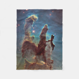 Pillars of Creation Fleece Blanket