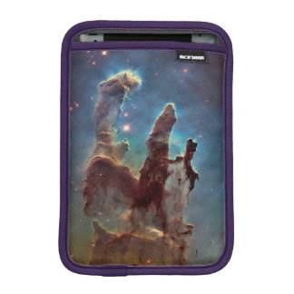 Pillars of creation iPad mini sleeve