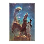 Pillars of Creation Large Vertical Canvas Print