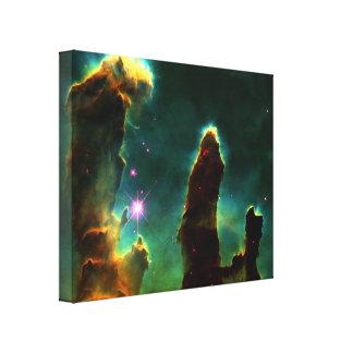 Pillars of Creation (M16 Eagle Nebula) Canvas Print
