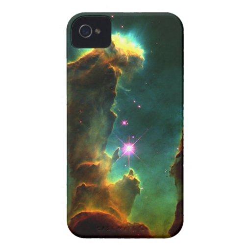 Pillars of Creation (M16 Eagle Nebula) iPhone 4 Case-Mate Cases