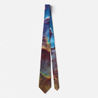 Pillars of Creation M16 Eagle Nebula Neck Tie