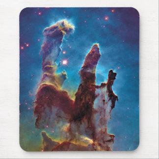 Pillars of Creation M16 Eagle Nebula Space Photo Mouse Pad