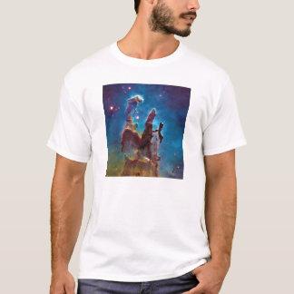 Pillars of Creation M16 Eagle Nebula T-Shirt