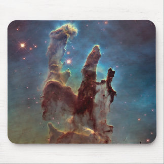 Pillars of creation mouse pad