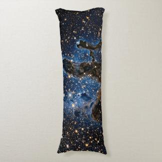Pillars Of Creation Near-Infrared Body Pillow