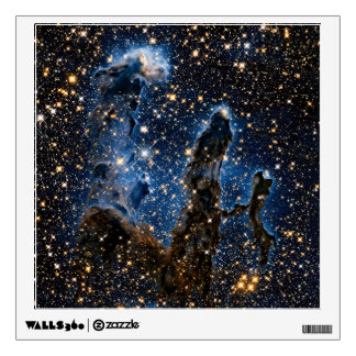 Pillars Of Creation Near-Infrared Wall Decal