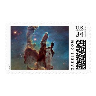 Pillars of creation stamp