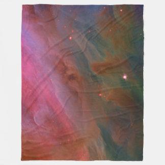 Orion fleece blankets zazzle for Outer space fleece