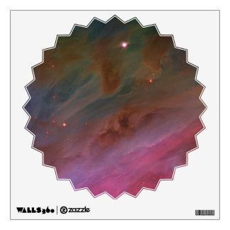 Pillars of Dust, Orion Nebula Wall Sticker