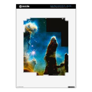Pillars of Gas iPad 3 Skin
