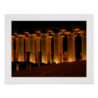Pillars of Luxor Poster