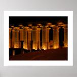 Pillars of Luxor Posters
