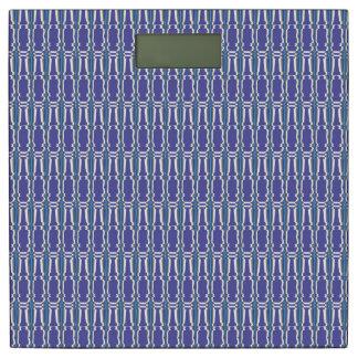 Pillars Purple Periwinkle Weight Scale
