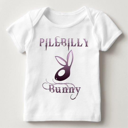 PillBilly Bunny Baby T-Shirt