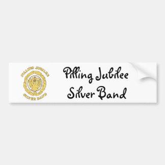 Pilling Band Bumper Sticker