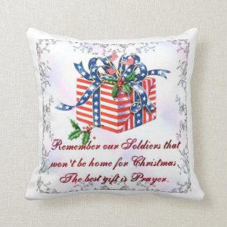 pilllow del navidad almohada