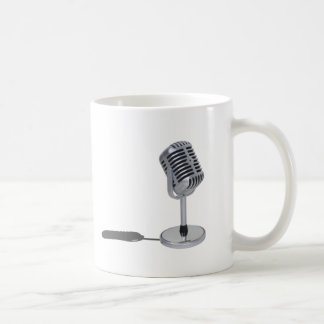 PillMicrophone042211 Coffee Mug
