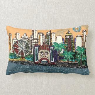 Pillow 2 | Luna Park | Sequin Dreams Studio