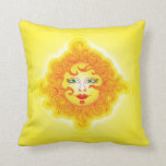 Pillow Abstract Sun