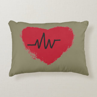 Pillow~ After Heart Surgery Decorative Pillow