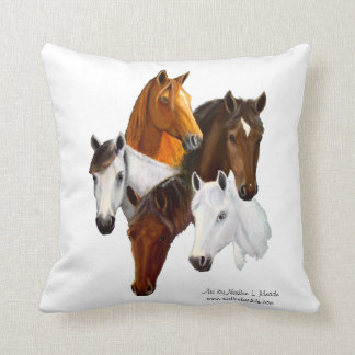 Pillow, American MoJo, Still Hangin'  - Customized Throw Pillow