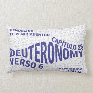 Pillow Bendecido Comn Going