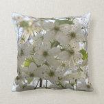 Pillow - Blooming Bradford Pear