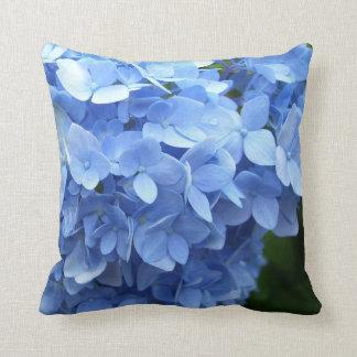 Pillow - Blue Hydrangea
