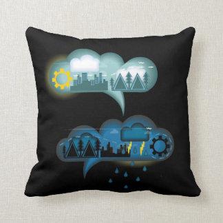 Pillow Bubble Talk