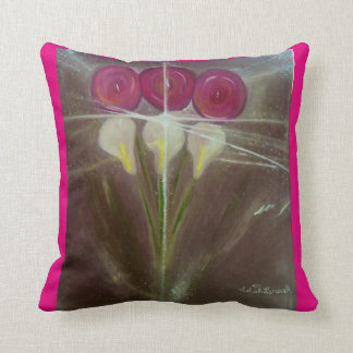 Pillow by Celebrity Ishah Laurah Wright
