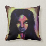 Pillow by Mery Alison Thompson