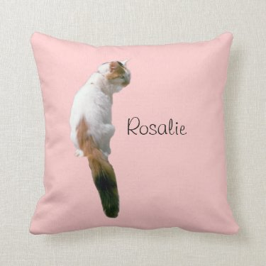 Pillow - Cat with name