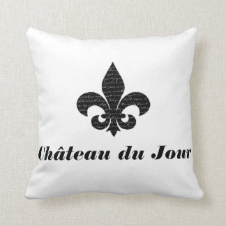 Pillow:  Château du Jour Pillow