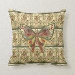 Pillow | Church Butterfly pattern