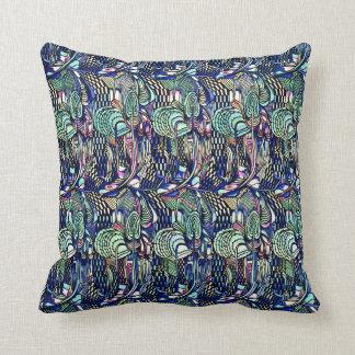 Pillow-Classic/Vintage-Charles Mackintosh 4 Throw Pillow