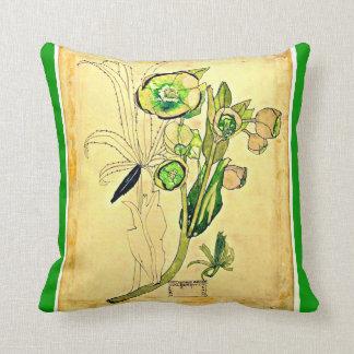 Pillow-Classic/Vintage-Charles Mackintosh 6 Throw Pillow