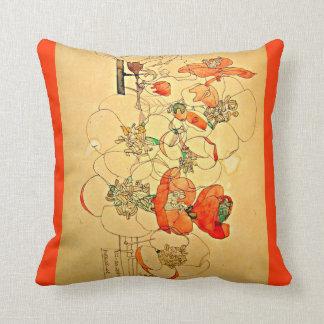 Pillow-Classic/Vintage-Charles Mackintosh 7 Throw Pillow
