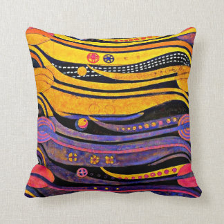 Pillow-Classic/Vintage-Charles Mackintosh 8 Throw Pillow
