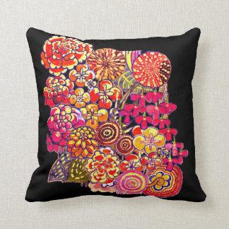 Pillow-Classic/Vintage-Charles Mackintosh 9 Throw Pillow